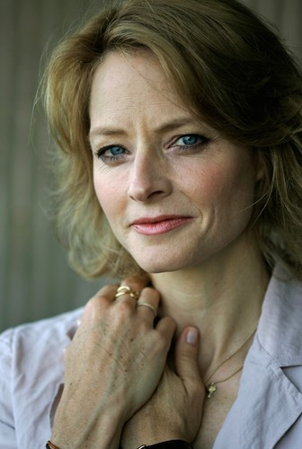 "Jodie Foster fond d'écran with a portrait entitled TIFF Portraits for ""The Rebelle One"""