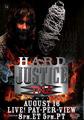 TNA Hard Justice 2009