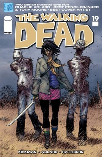 TWD issue 19