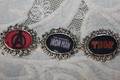 The Avengers emblems bracelet  - the-avengers fan art