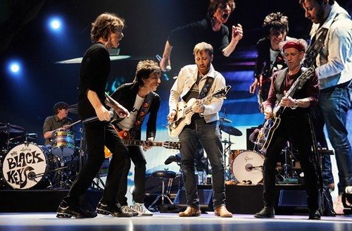The Black Keys and The Rolling Stones