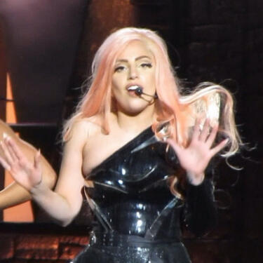 The Born This Way Ball Tour in St. Petersburg