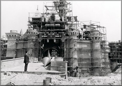 The Construction of Disneyland