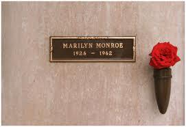 The Gravesite Of Marylin Monroe