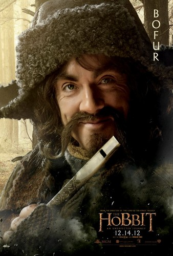 The Hobbit Movie Poster - Bofur