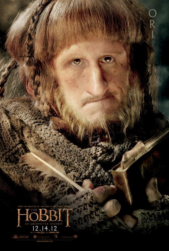 The hobbit the hobbit movie poster ori