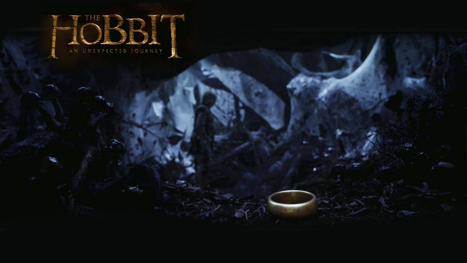 The Hobbit - The Ring wallpaper
