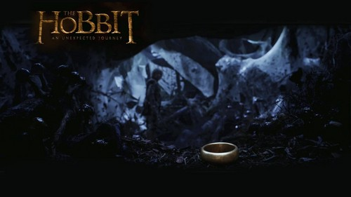 The Hobbit - The Ring wolpeyper