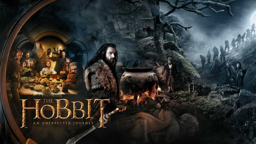 The Hobbit wolpeyper