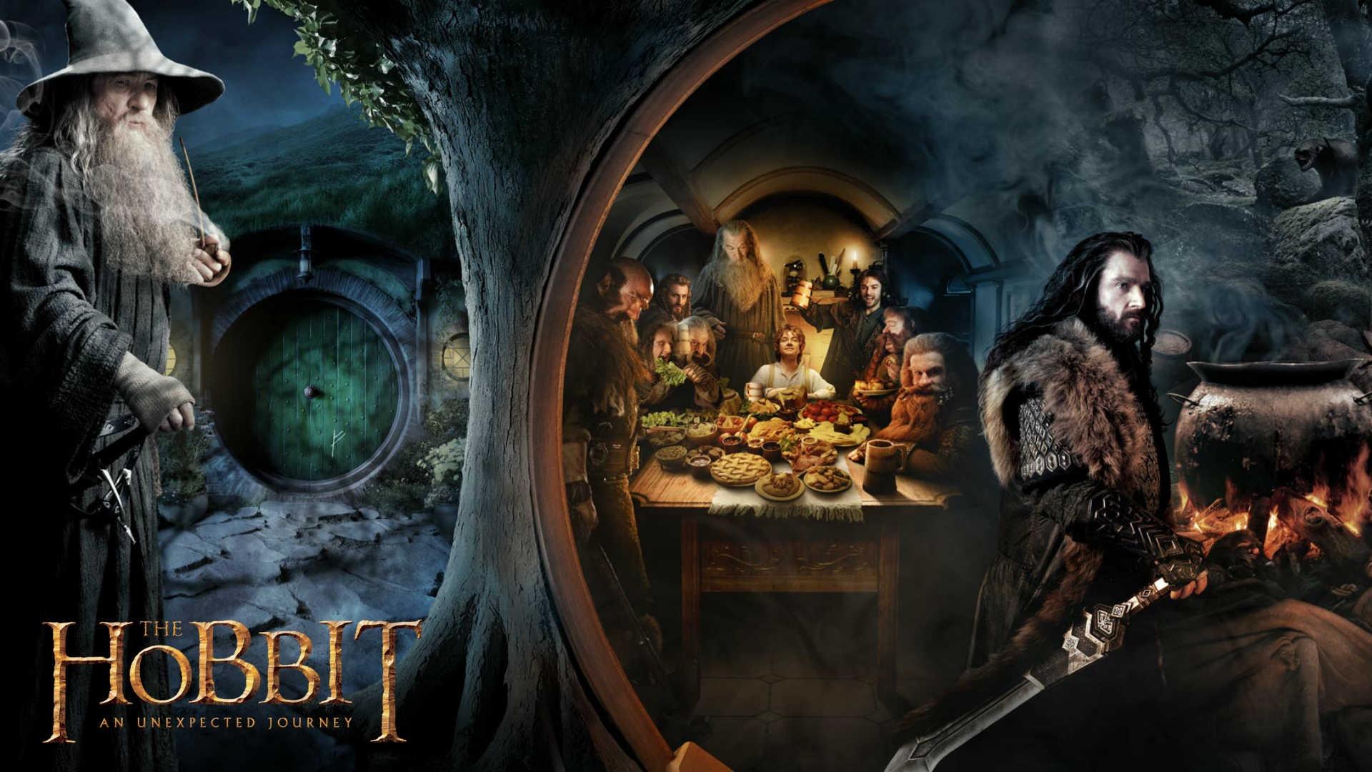 The Hobbit 壁纸