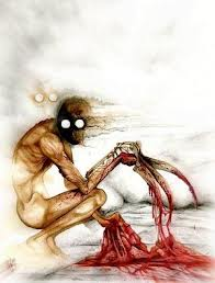 The Rake - creepypasta Photo