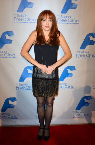 The Saban Free Clinic's Gala at The Beverly Hilton Hotel (19.11.2012)