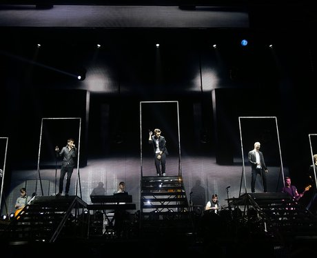 The Wanted At the Jingle campana, bell Ball 2012