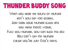 Thunder Buddy Song - ted Photo
