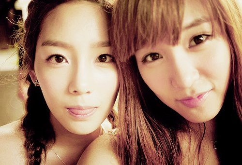Tiffany and Taeyeon! :D
