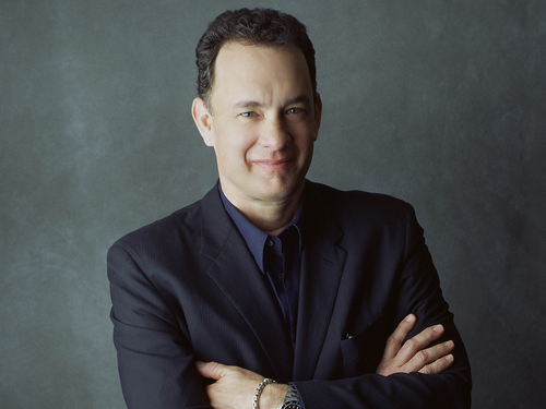 Tom Hanks wallpaper containing a business suit called Tom Hanks