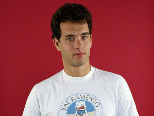 Tom Hanks wallpaper containing a jersey called Tom Hanks