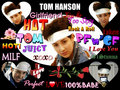 Tom Hanson full with loves - the-hillywood-show fan art