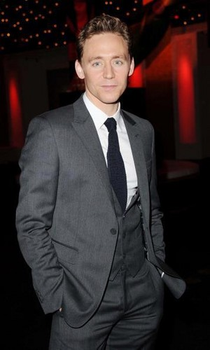 Tom at the BIFA Awards