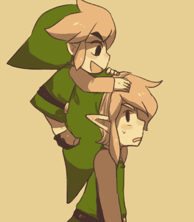 Toon Link pictures