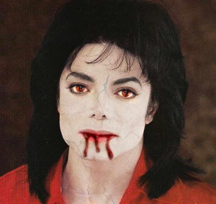 Vampire Michael - Vamp...