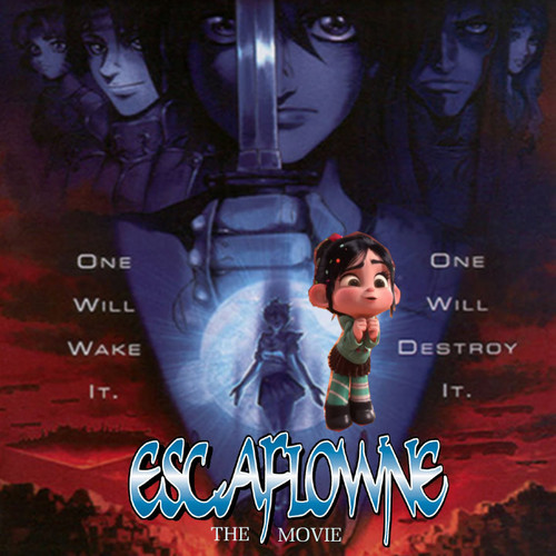 Vanellope's Adventures of Escaflowne: The Movie