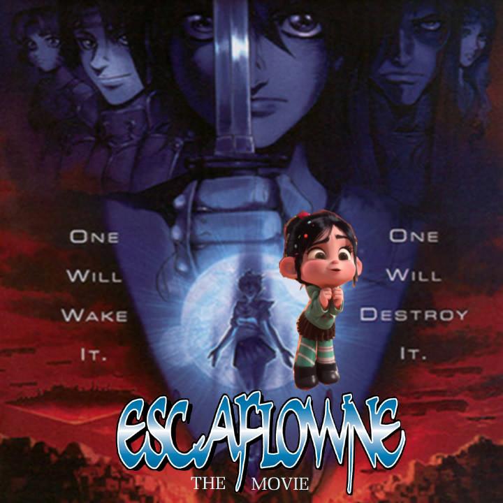 Vanellope's Adventures of Escaflowne: The Movie