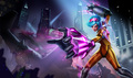 Vi NeonStrikeSkin - league-of-legends photo