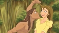 Walt Disney Screencaps - Tarzan &amp; Jane Porter - walt-disney-characters photo