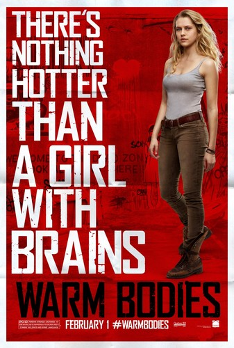 Warm Bodies Movie Hintergrund titled Warm Bodies Characters Posters