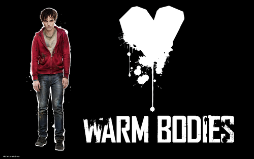 Warm Bodies Movie Обои called Warm Bodies Movie Обои