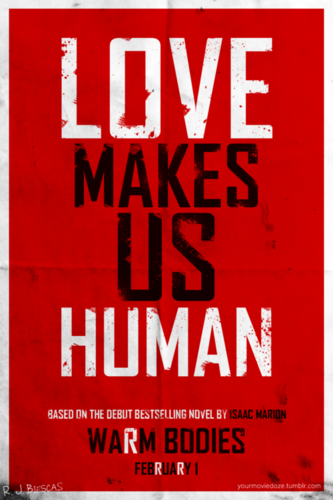 Warm Bodies Movie fond d'écran titled Warm Bodies