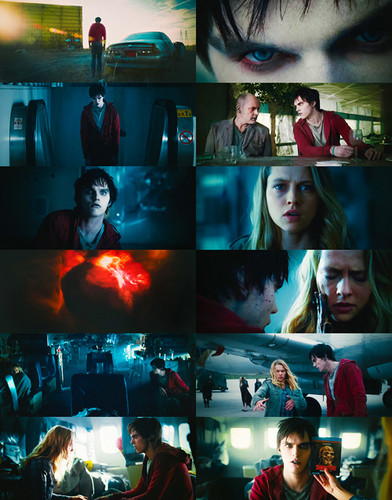 Warm Bodies Movie দেওয়ালপত্র entitled Warm Bodies