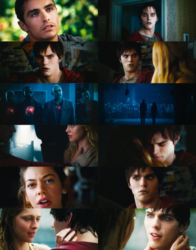 Warm Bodies Movie Hintergrund possibly containing a portrait titled Warm Bodies