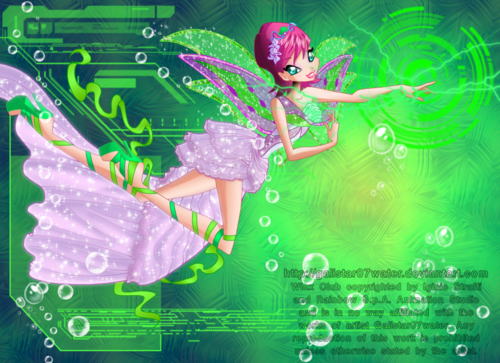 Winx Harmonix: Transformation Portraits