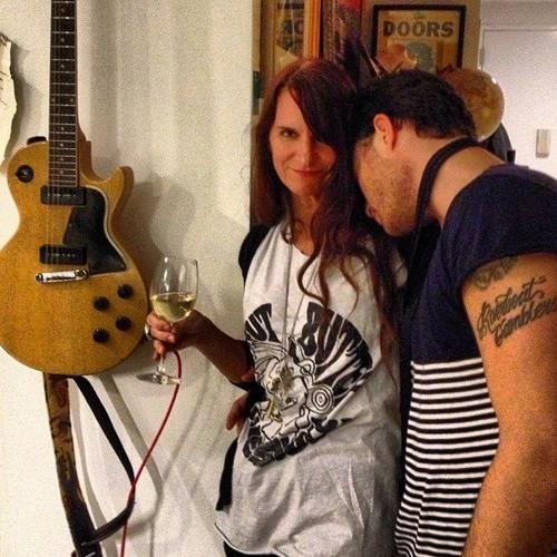 With Megan DiCiurcio