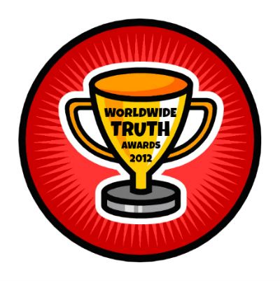 Worldwide Truth Awards 2012