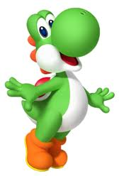 Yoshi tippy toes