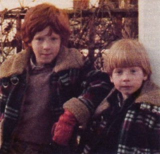 Young Damian Lewis