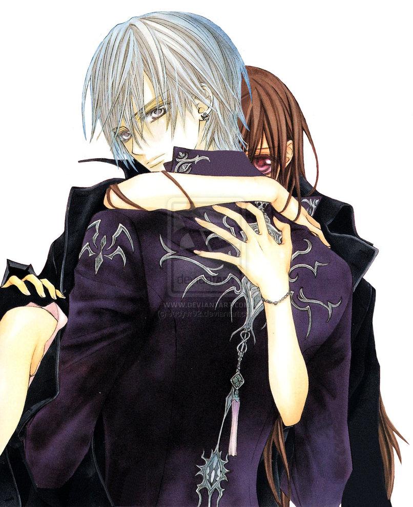 Vampire Knight - Yuki + Zero images Yuki & Zero HD ...