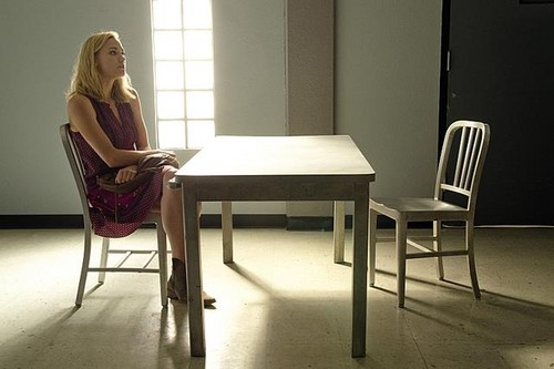 "Yvonne Strahovski wallpaper with a breakfast area and a living room called Yvonne Strahovski as Hannah McKay in ""Dexter"""