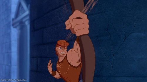 Hercules and what made him a hero