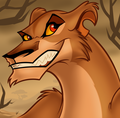 Zira - the-lion-king-2-simbas-pride photo