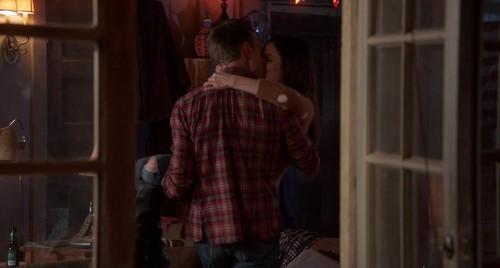 Zoe & Wade - 2x10 Blue クリスマス
