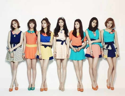 A Pink Images Apink Uneannee Wallpaper And Background Photos