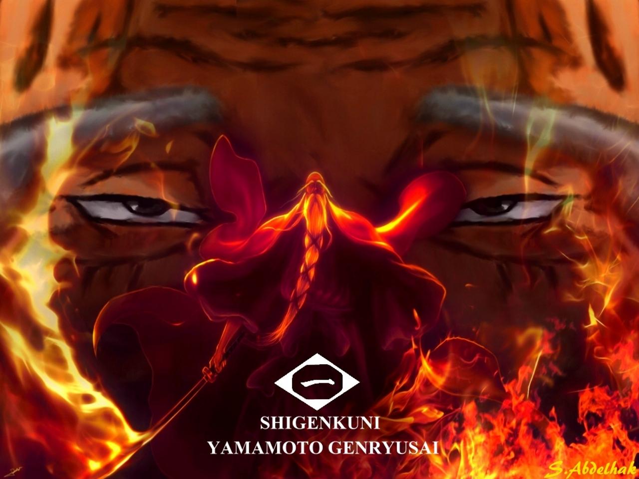 yamamoto - Bleach Anim...