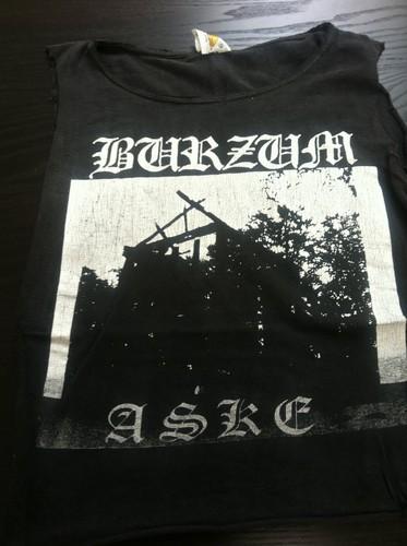 burzum shirt.