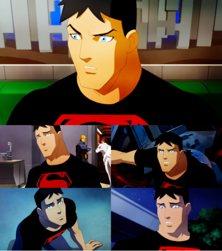 Young Justice wallpaper titled conner