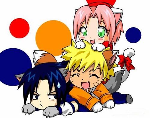 cute team 7