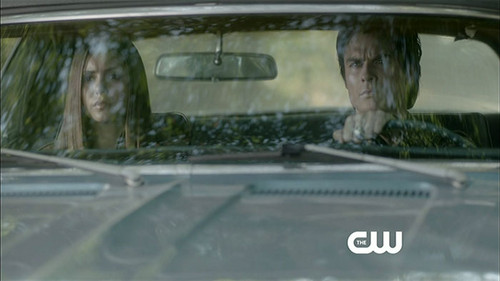 damon and elena screencaps from the 4x09 webclip.
